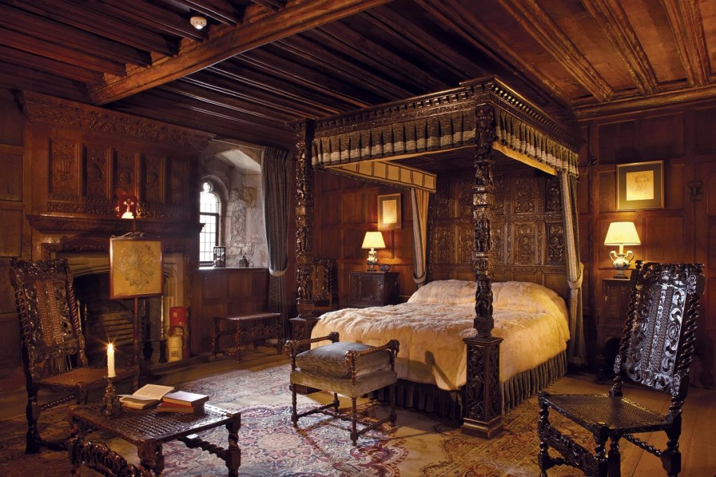Castle Object of the Month: Warming Pan - Hever Castle