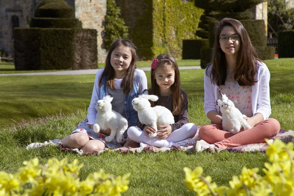 Easter family fun at Hever Castle