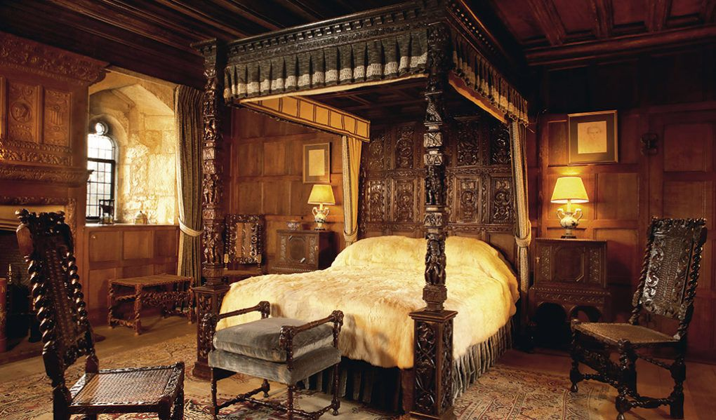 Good King Henry VIIIu0027s Bedchamber
