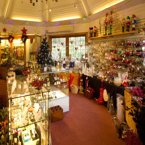 Christmas Shop at Hever