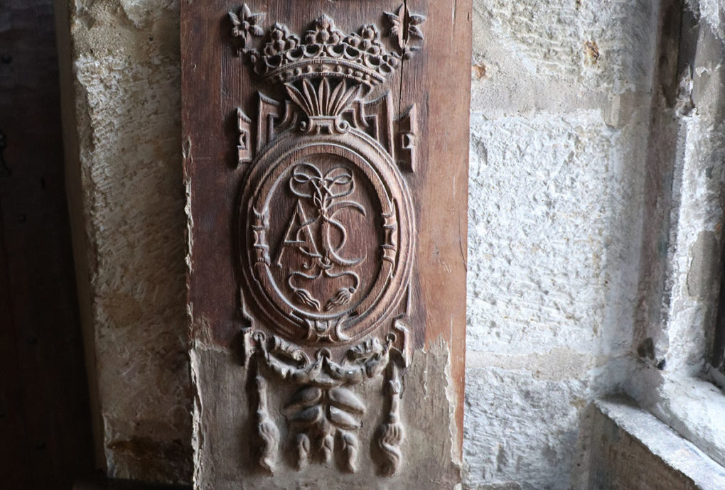 Anne of Cleves' panel