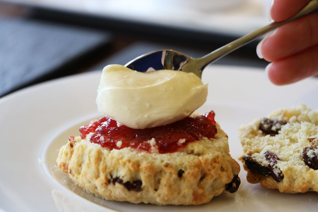 Mother's Day afternoon tea at Hever Castle