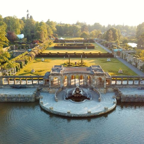Italian Gardens Reopen at Hever Castle